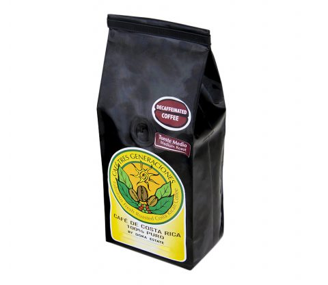 Costa Rican Coffee Decaffeinated