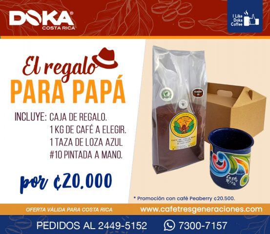 Papá Regalo Taza Loza #10